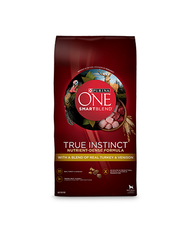 True Instinct Formula with Real Turkey & Venison