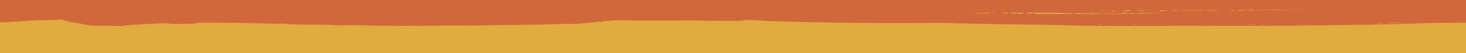 Beyond - Rough Divider Orange to Yellow