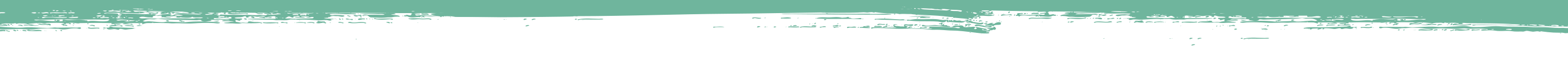 Beyond - Rough Divider Teal to Clear
