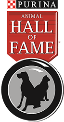 Animal Hall of Fame logo