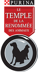 Animal Hall of Fame Logo French