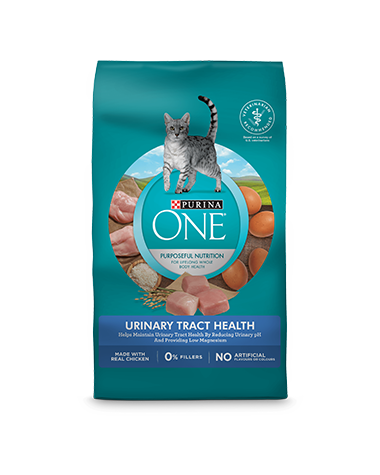 Purina ONE® Urinary Tract Health Formula Dry Cat Food