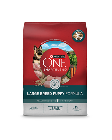Purina ONE® Large Breed Puppy Formula Dry Dog Food