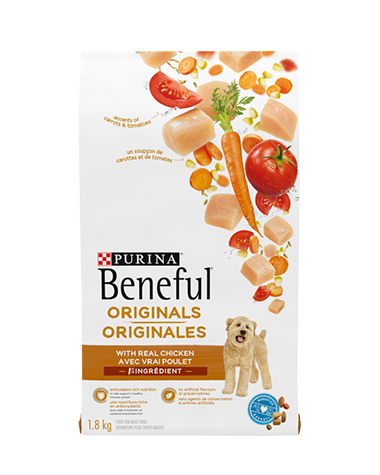 Beneful Originals chicken dry dog food