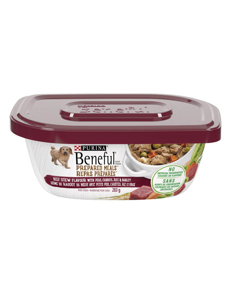 Beneful Prepared Meals Beef Stew Flavour