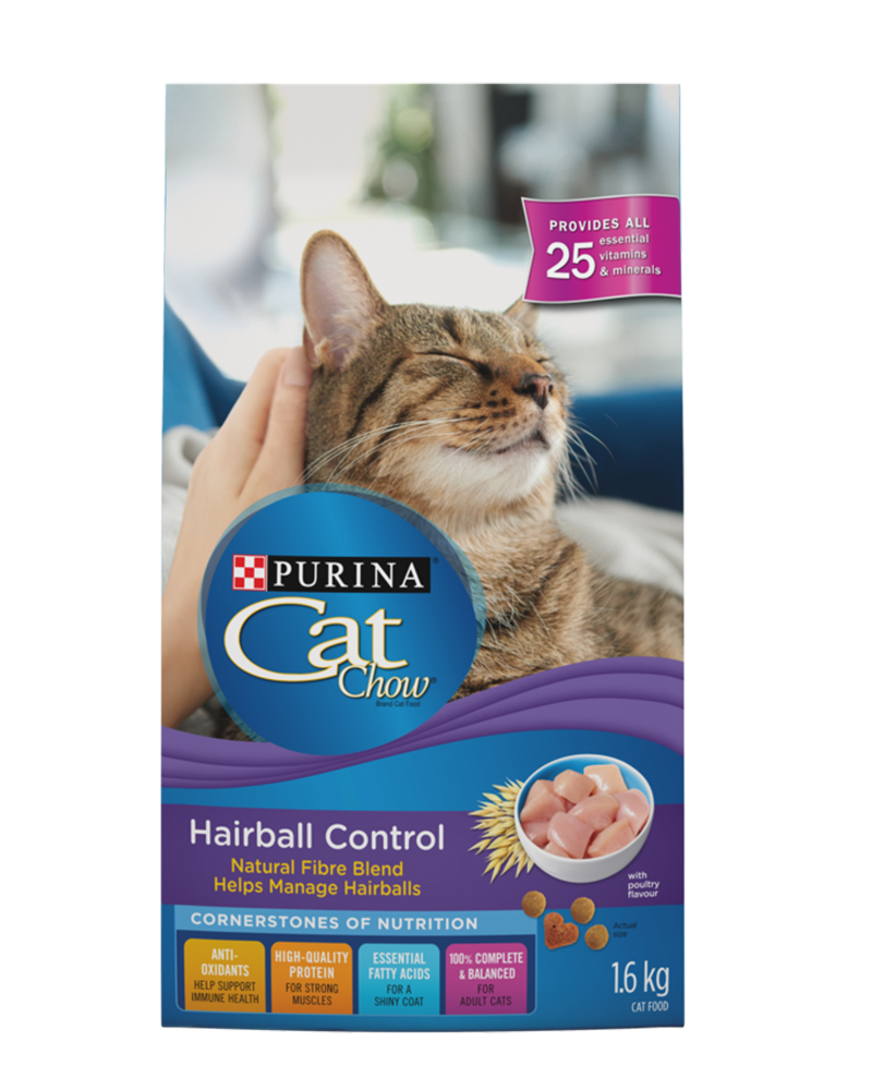 Cat Chow® Hairball Control Dry Cat Food