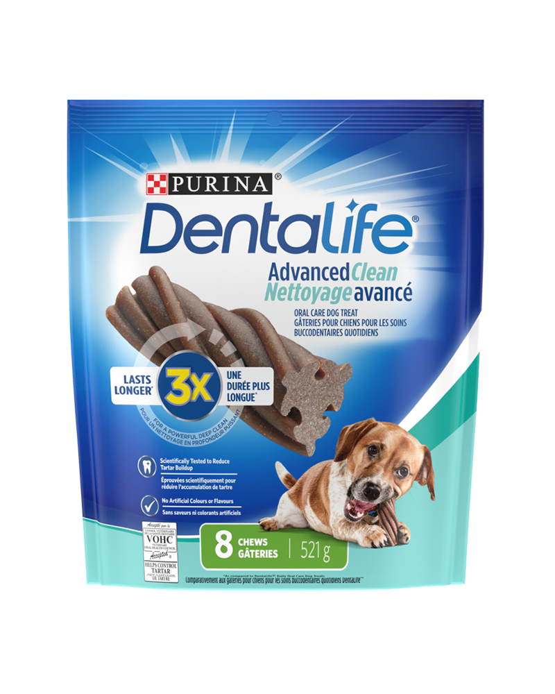 DentaLife Advanced Clean for Small/Medium Dogs
