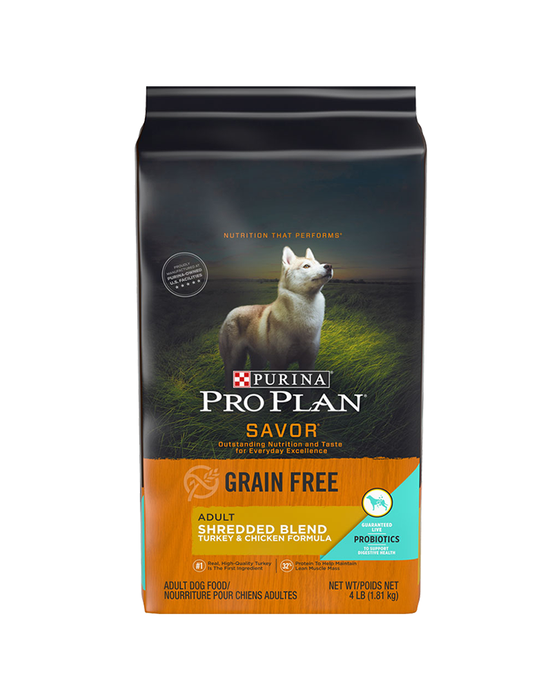pro-plan-savor-dog-grain-free-shredded-turkey-chicken