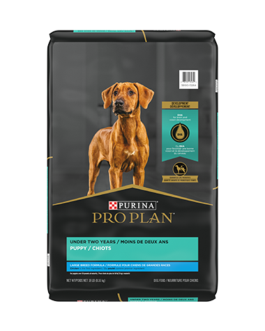 Purina® Pro Plan® Puppy Large Breed Chicken & Rice Formula
