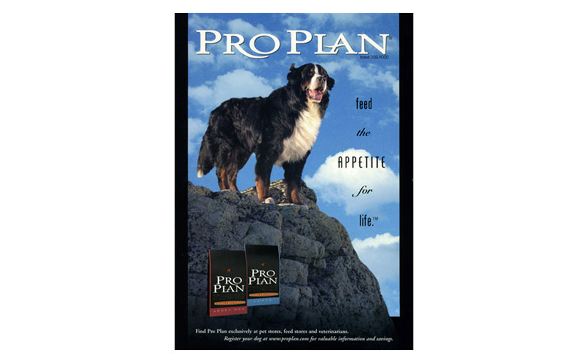 Introducing Purina Pro Plan