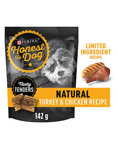 Honest to Dog™ Turkey & Chicken Recipe Dog Treats