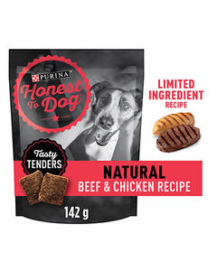 Honest to Dog™ Beef & Chicken Recipe Dog Treats