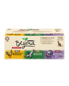 Beyond® Grain Free Poultry Variety Pack