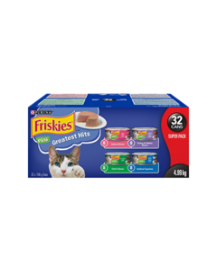 Friskies® Pâté Greatest Hits Cat Food Super Pack