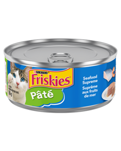 Friskies® Paté Seafood Supreme Wet Cat Food