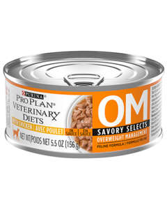 pro-plan-veterinary-diets-wet-cat-OM-overweight-management-savory-selects-chicken