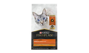 Pro Plan Complete Essentials Chicken & Rice Formula dry cat food