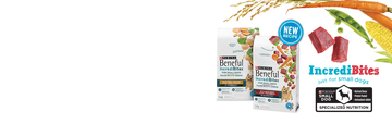 Beneful IncrediBites dry dog food products
