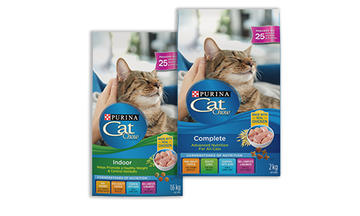 Cat Chow - $3 Coupon