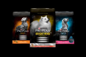 Pro Plan Dry Dog Food CTA
