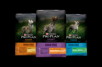Pro Plan Grain Free Dog CTA