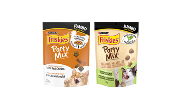 Gâteries pour chats Friskies Party Mix