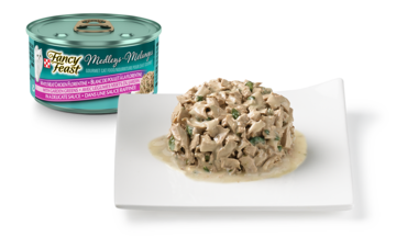 Fancy Feast Medleys Chicken Florentine Wet Cat Food