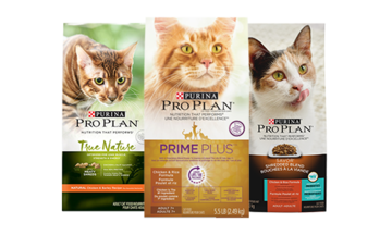 Pro Plan Cat products
