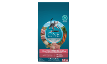 Purina ONE Healthy Kitten Reviews