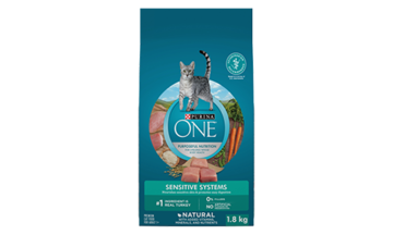 Purina ONE Sensitive Systems Review