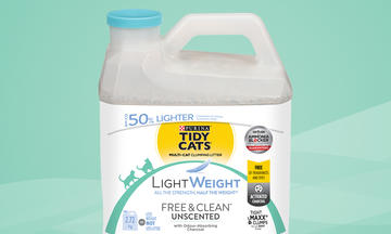 Tidy Cats LightWeight Free & Clean Unscented