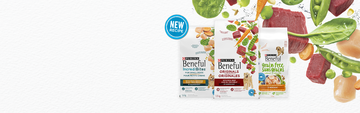 Beneful dry dog food products