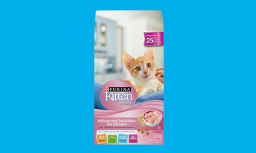 Kitten Chow dry cat food