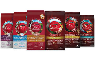 Purina One Product Line Up