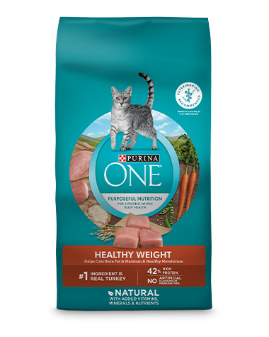 Purina ONE Healthy Weight Dry Cat Food