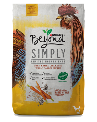 Beyond Simply White Meat Chicken & Whole Barley