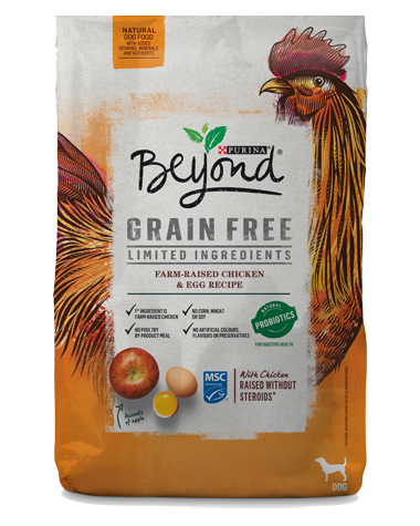 Beyond Grain Free White Meat Chicken & Egg Recipe