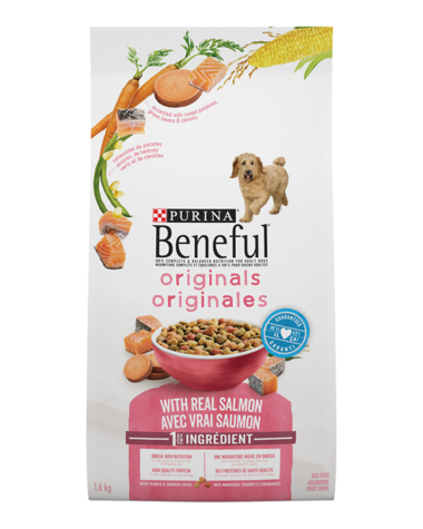 Beneful® Originals with Real Salmon Dry Dog Food